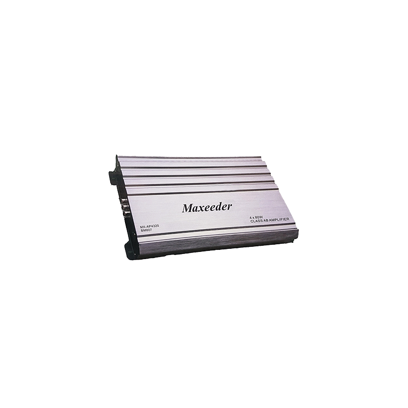 Maxeeder MX-AP4320BM807 Car Amplifier