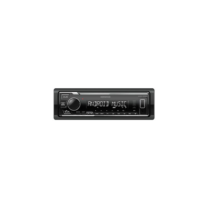 Kenwood KMM-105M Car Audio