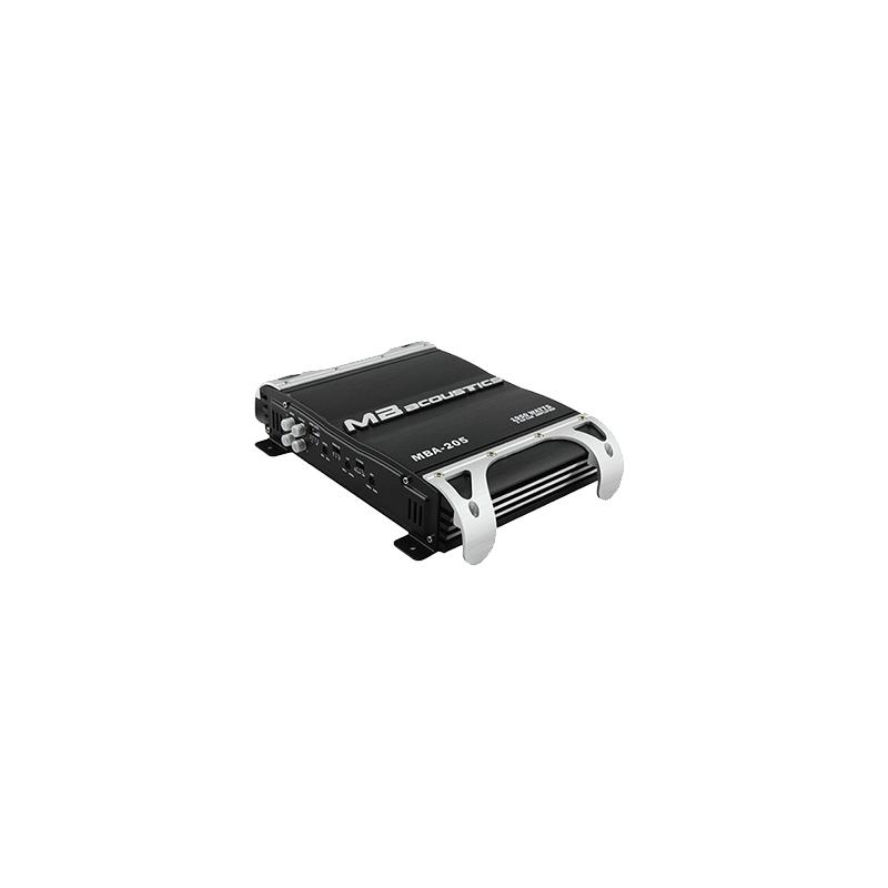 MB Acoustics MBA-205 Car Amplifier