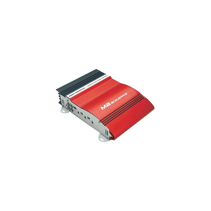 MB Acoustics MBA-260FX2 Car Amplifier
