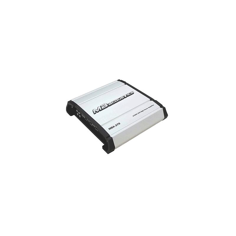 MB Acoustics MBA-270 Car Amplifier