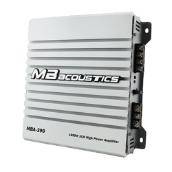MB Acoustics MBA-290 Car Amplifier