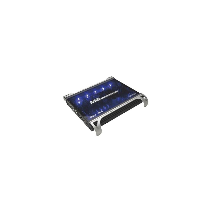 MB Acoustics MBA-604 Car Amplifier
