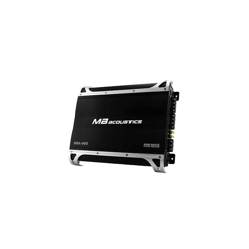 MB Acoustics MBA-905 Car Amplifier