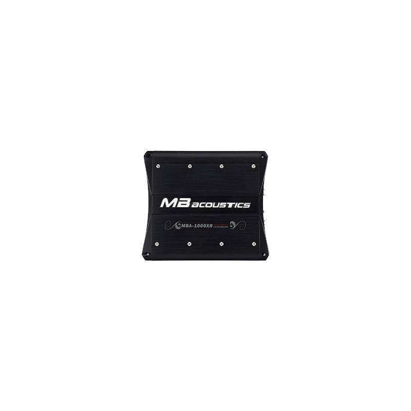 MB Acoustics MBA-1000XR Car Amplifier