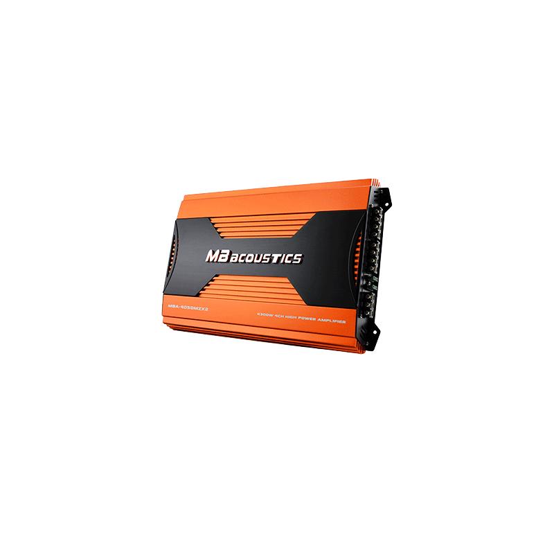 MB Acoustics MBA-4050MZX2 Car Amplifier