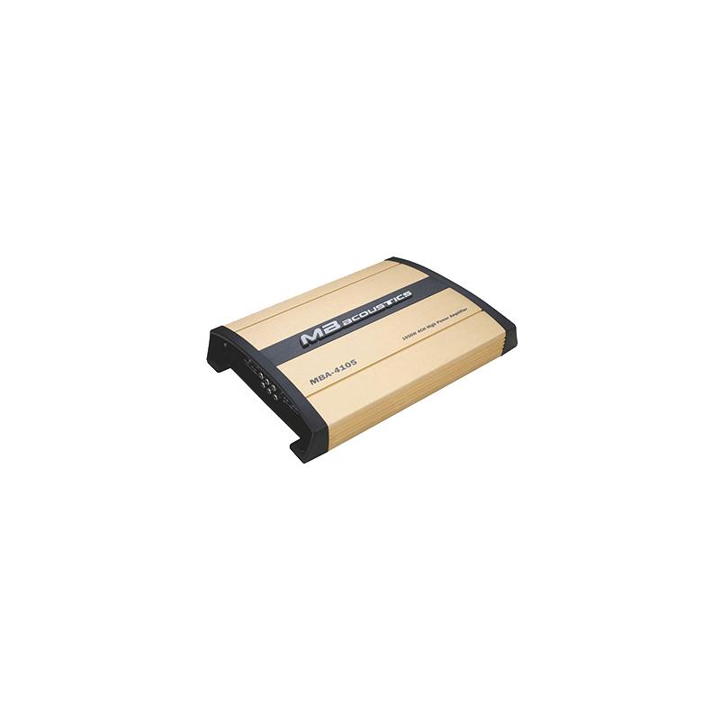 MB Acoustics MBA-4105 Car Amplifier