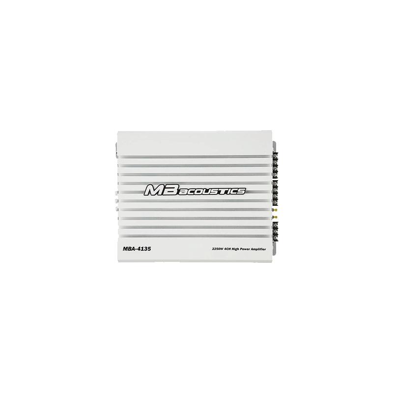 MB Acoustics MBA-4135 Car Amplifier