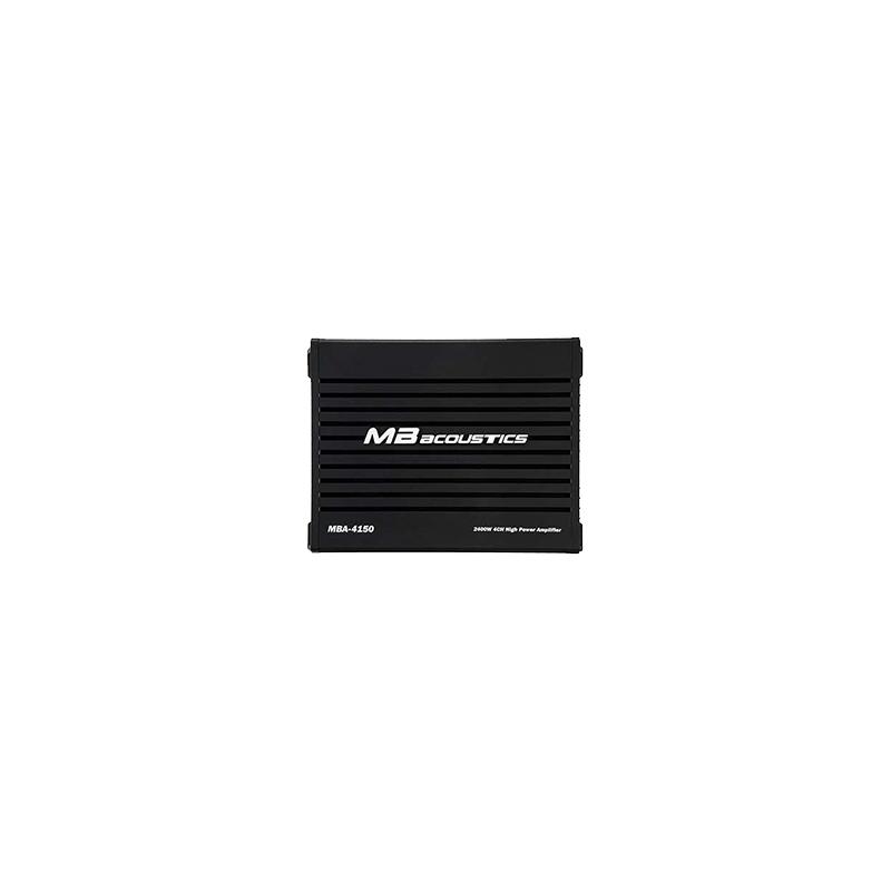 MB Acoustics MBA-4150 Car Amplifier