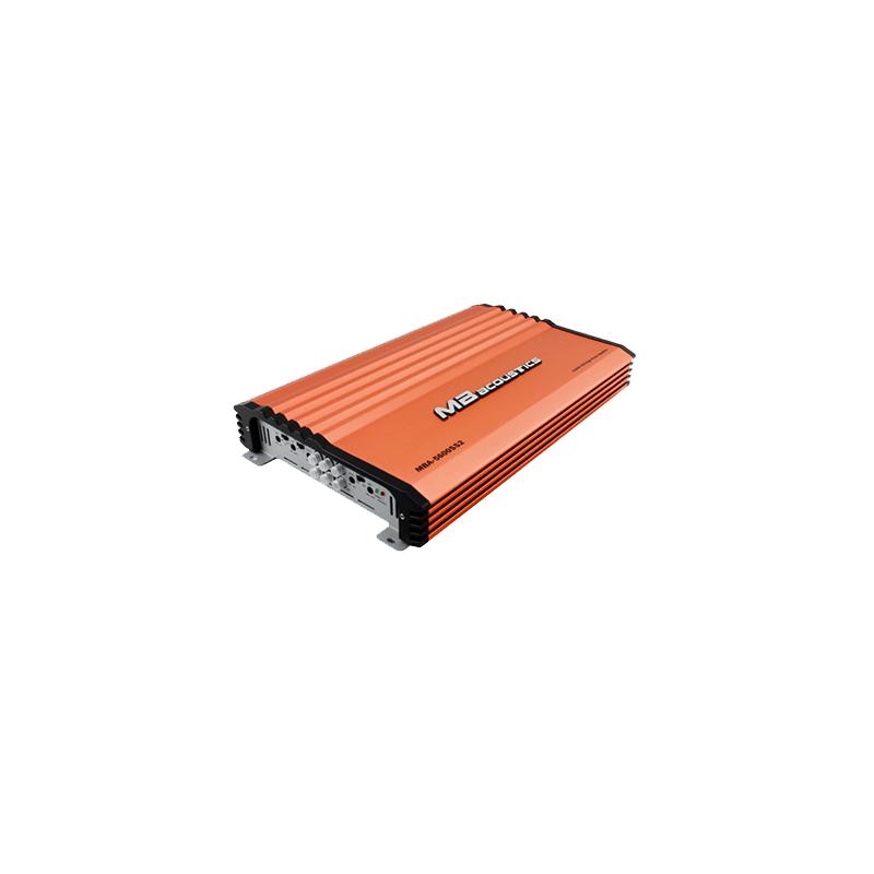 MB Acoustics MBA-5600SS2 Car Amplifier