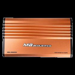 MB Acoustics MBA-5800SS2 Car Amplifier
