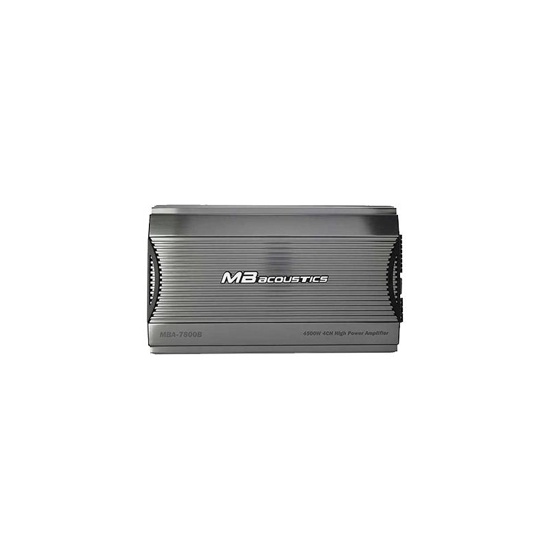 MB Acoustics MBA-7800B Car Amplifier
