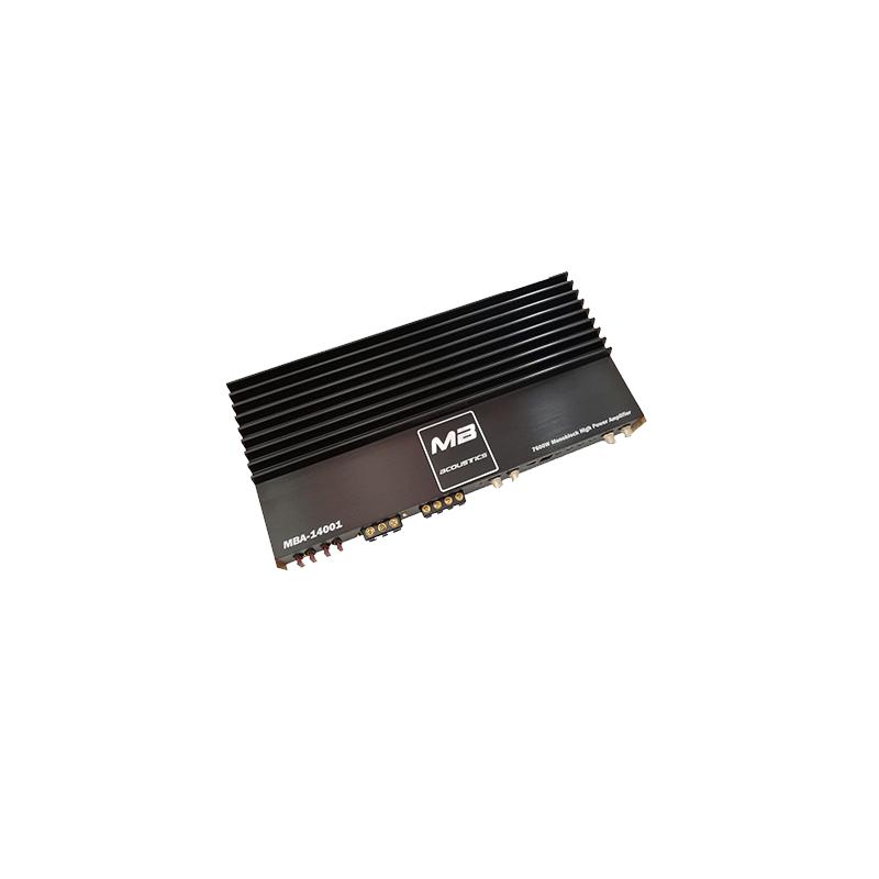 MB Acoustics MBA-14001 Car Amplifier