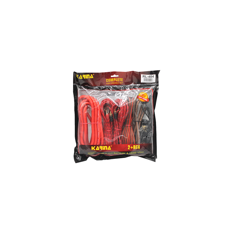 Karina RL-404 Car Amplifier Cable