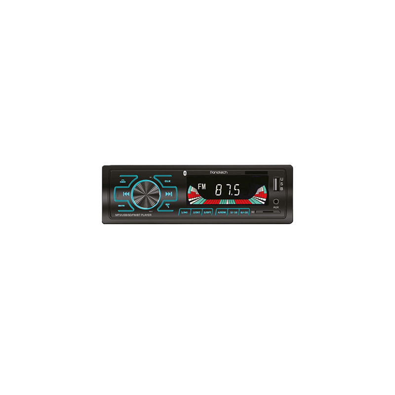 Panatech P-CP201 Car Audio