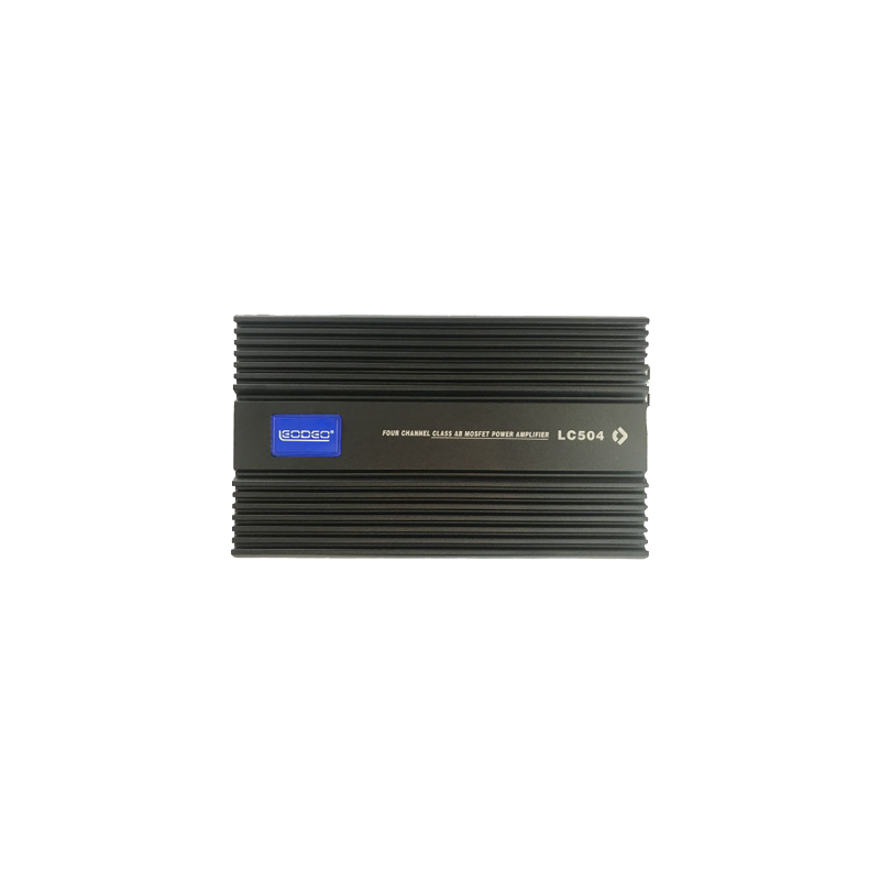 LEODEO LC-504 Car Amplifier