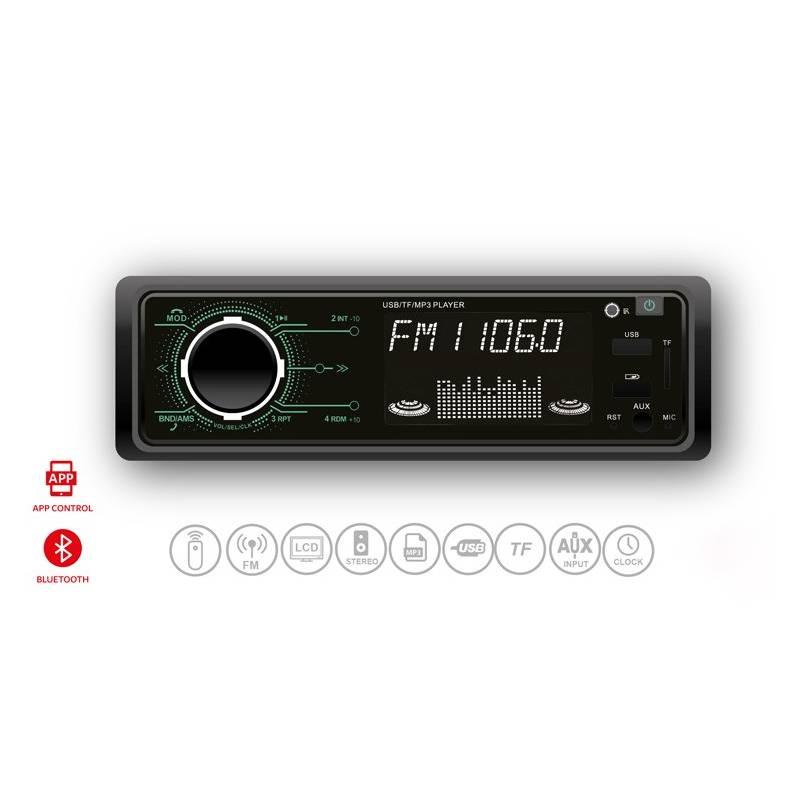 Panatech P-CP205 Car Audio