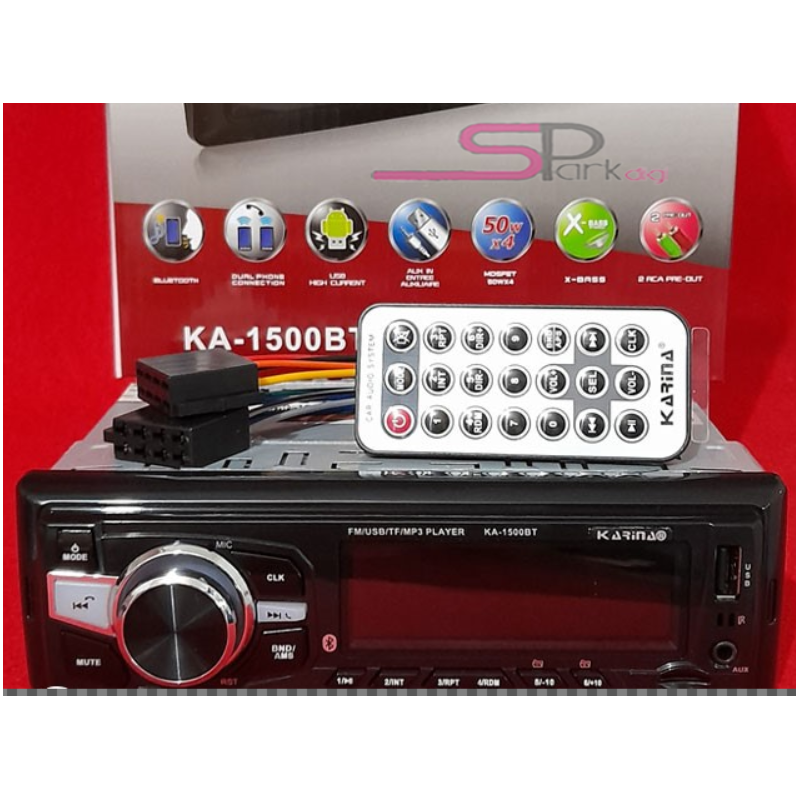 KARINA KA-1500BT Car Audio