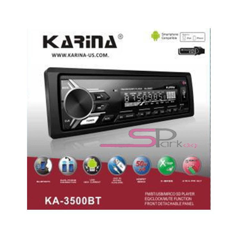KARINA KA-3500BT Car Audio