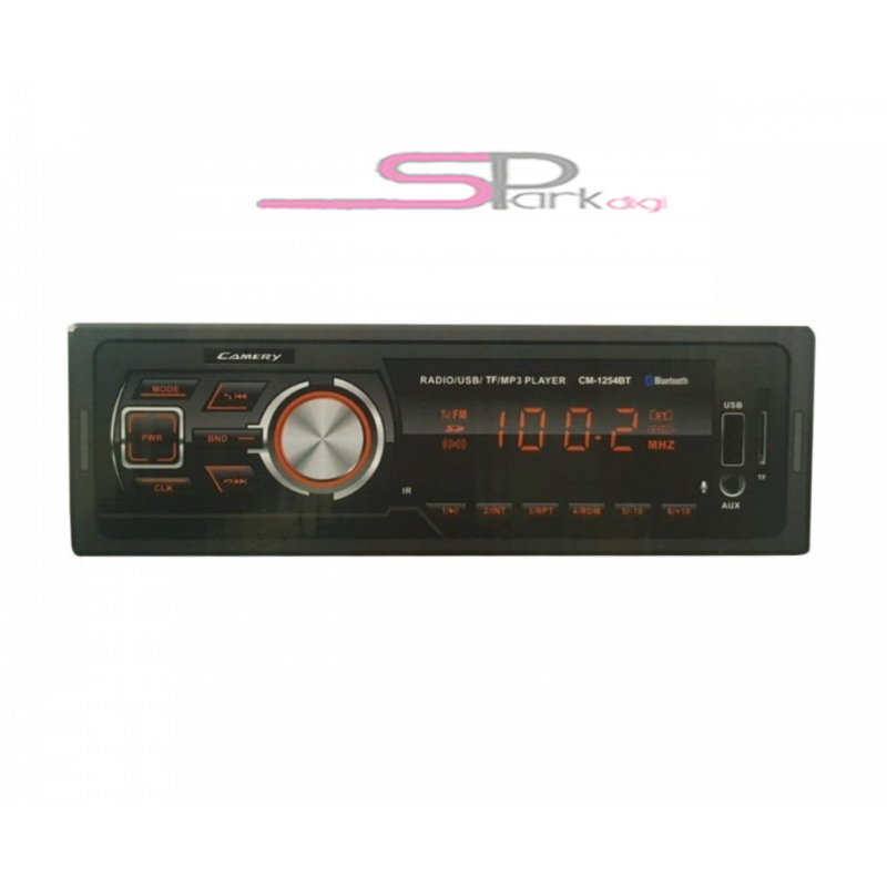Camery CM-1254 BT Car Audio