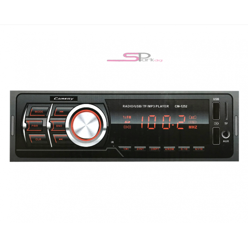 Camery CM-1252 Car Audio