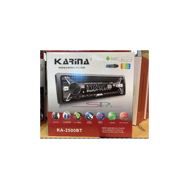 KARINA KA-2500BT Car Audio