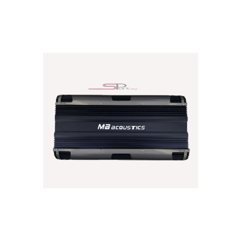 MB Acoustics MBA-5005 Car Amplifier