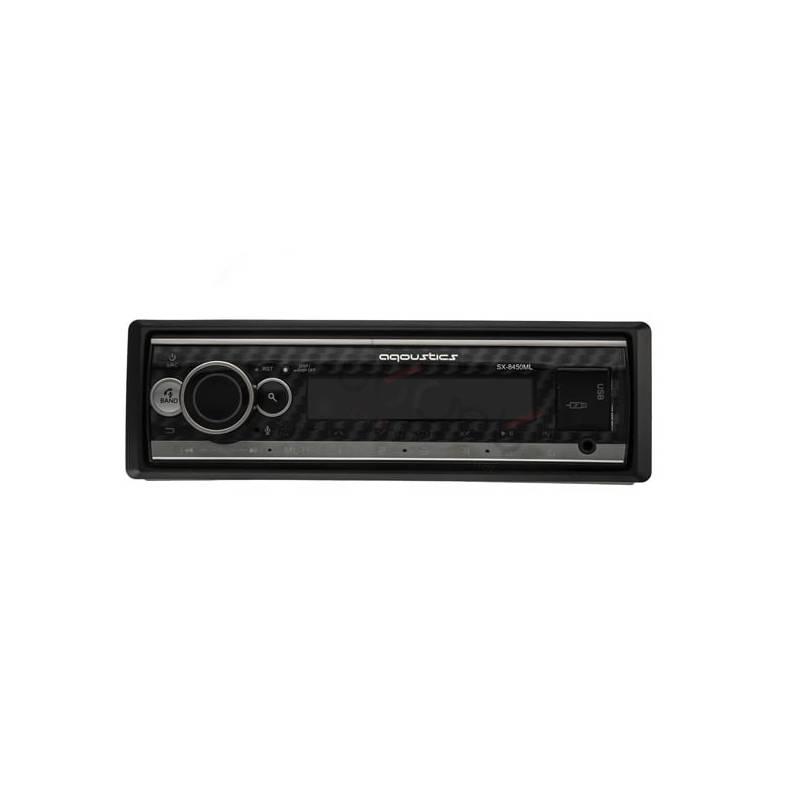 Car MP3 AQOUSTICS SX-8450ML