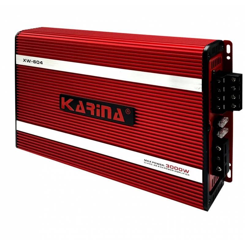 KARINA XW-604 Car Amplifier