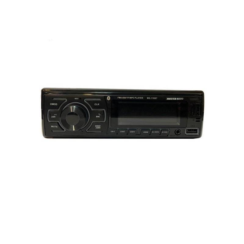 MASTER AUDIO AS-110BT Car Audio