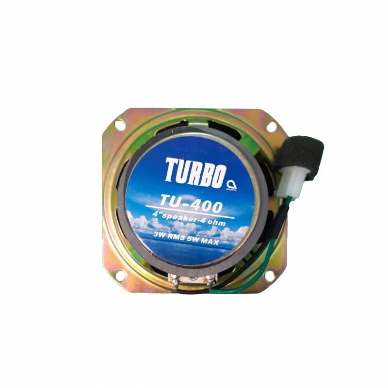 Turbo TU-400 Car Midrange