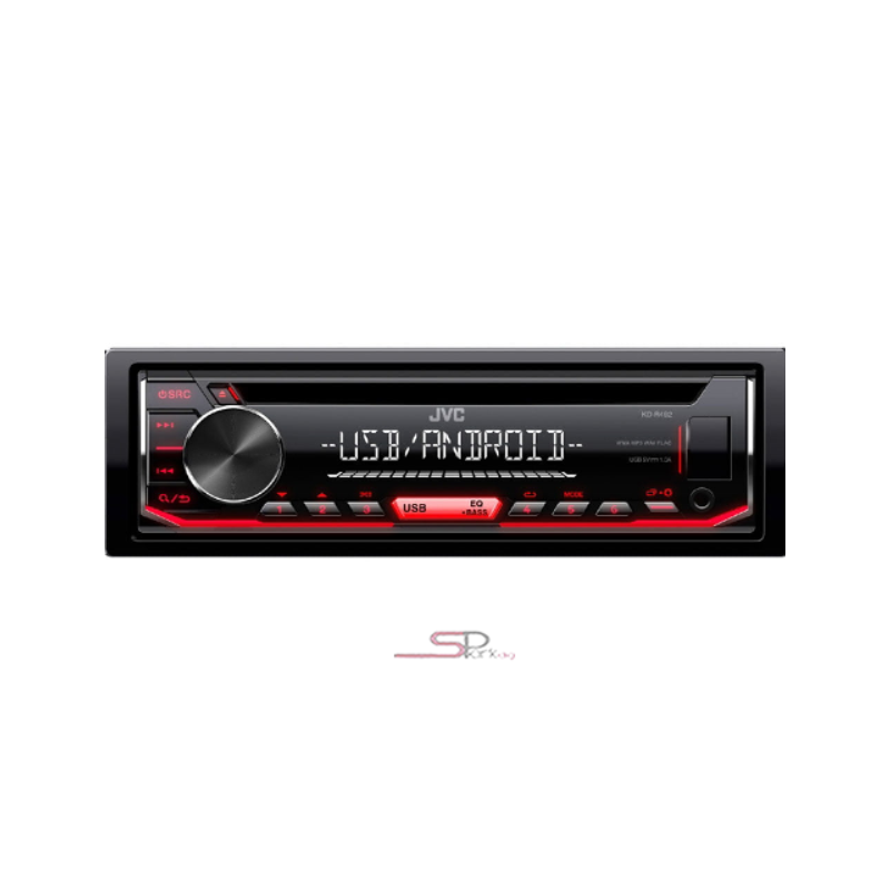 JVC KD-R492 Car Audio