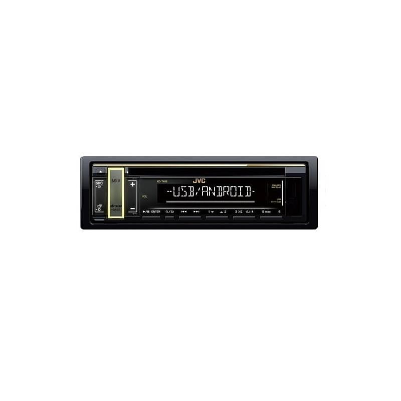 JVC KD-T408 Car Audio