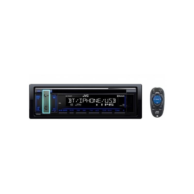 JVC KD-T901BT Car Audio