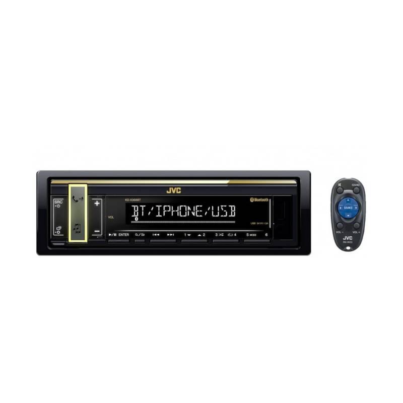 JVC KD-X368BT Car Audio