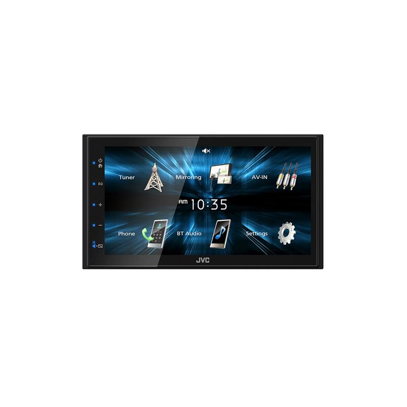 JVC KW-M150BT Car Audio