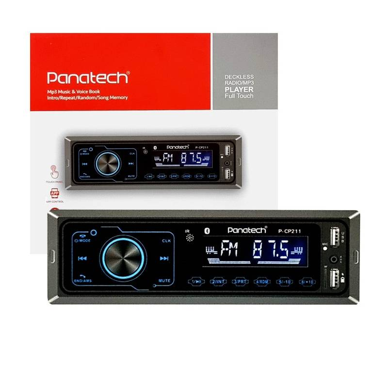 Panatech P-CP 211Car Audio