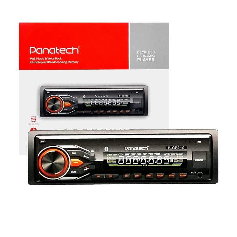 Panatech P-CP210 Car Audio